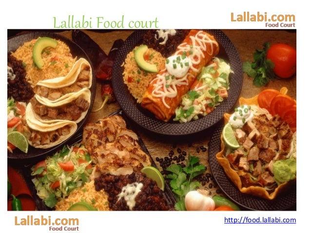 Lallabi Food court http://food.lallabi.com