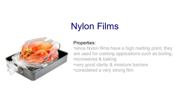 Food packaging films 101 for Cuisine 101 incorporated