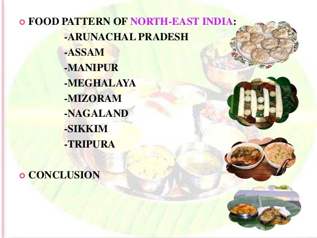 Food pattern of east north east india for Abduls indian bengali cuisine