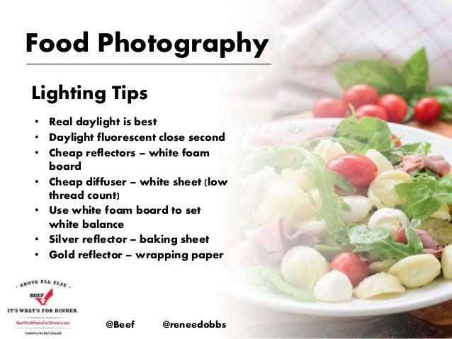 Food Photography Tips And Techniques For Success