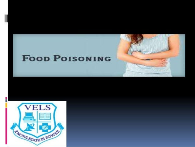 FOODPOISIONING  Also known as food borne illness  It is any illness resulting from the consumption of contaminated food ...