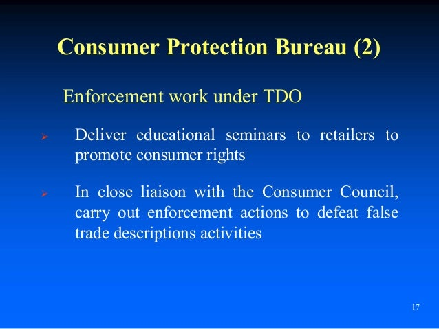 the trade descriptions ordinance Significant amendments to the trade descriptions ordinance (the ordinance) came into effect in july 2013, extending the reach of the ordinance to include not only goods but also services however .