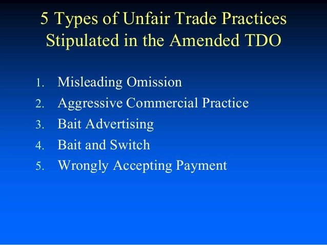 unfair trade practices This subchapter may be cited as the deceptive trade practices-consumer  or capacity of the consumer to a grossly unfair degree (6) trade and commerce.