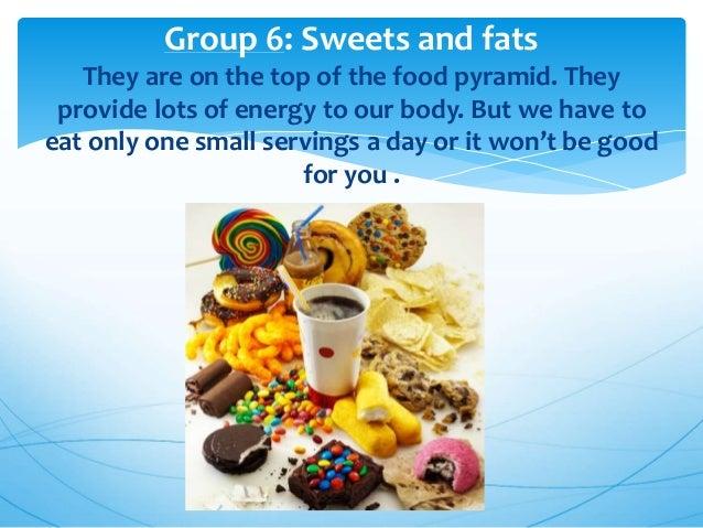 food pyramid power point presentation