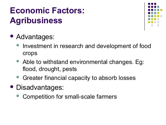Demerits or Disadvantages of Small Scale Industries