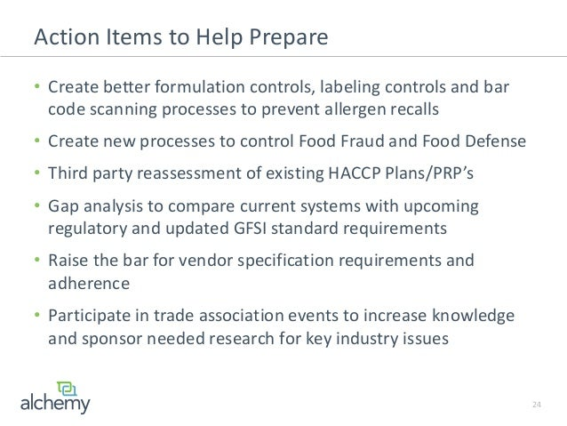 Food safety 2020 - Are you ready?