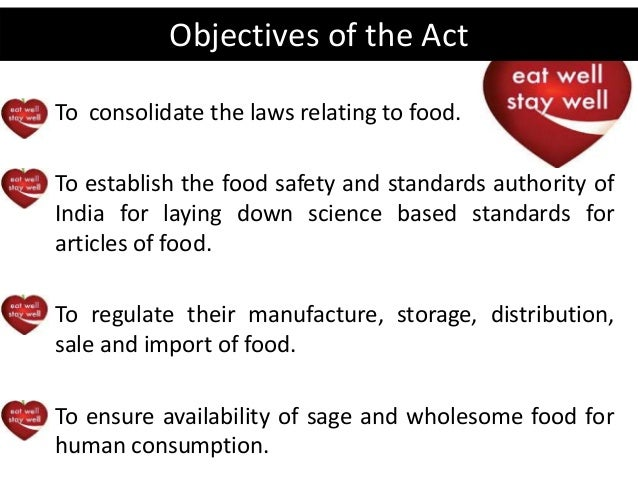 food safety standards essay Food safety construction essay transportation, sales and other activities, go to mandatory food in line with national standards and requirements.