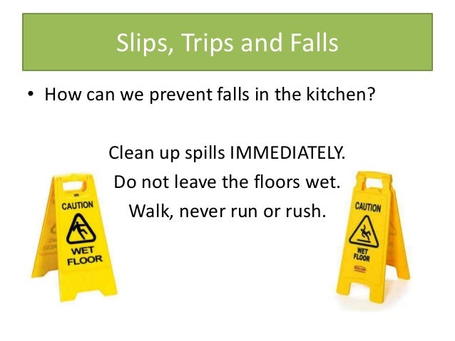 falls in the kitchen - 28 images - view how to prevent slips and ...