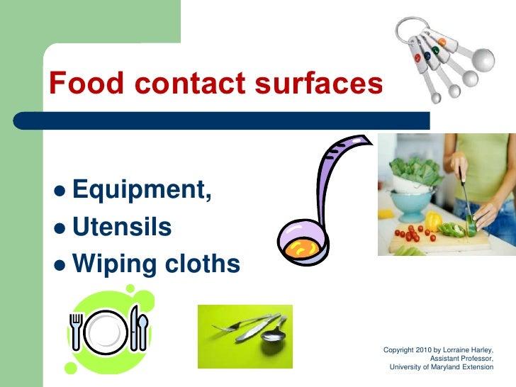 Food Service Utensils