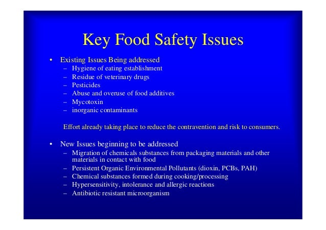 Low Dose Food Borne Illness
