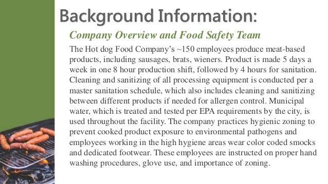 sanitation standard operating procedures ssop guidelines