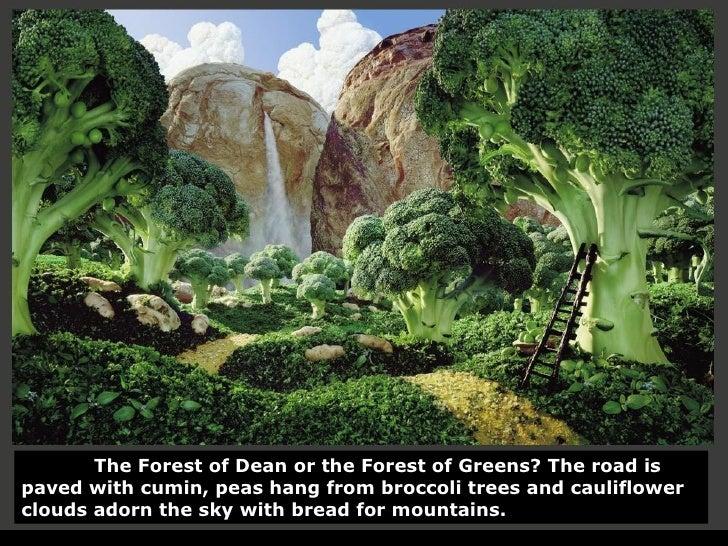 Foodscapes Slide 2