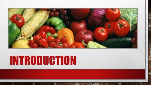 Food security Slide 2