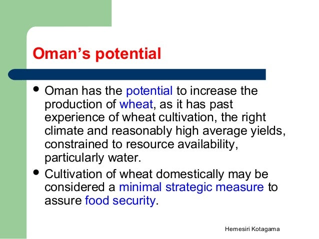 introduction to the sultanate of oman economics essay An investigation of career challenges faced by female staff at oman air   according to sultanate of oman  economics paper essay writing.