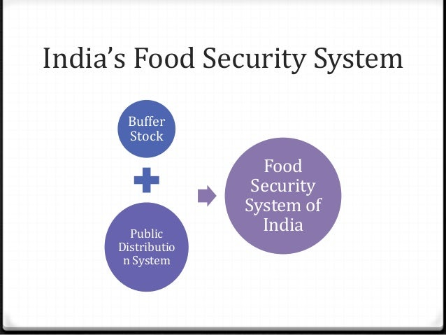 food security in india The next pillar of food security is food utilization which is a staple food crop especially in india and other countries within asia.