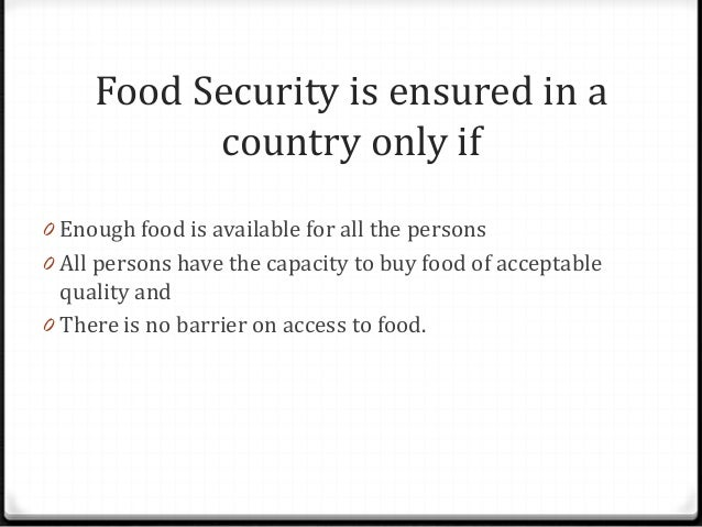 Short Essay On Food Security In India  English Essay Story also Essays Examples English  Health Essay Example