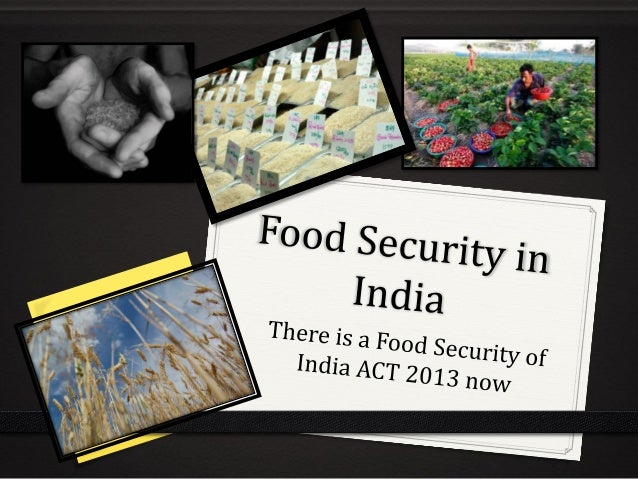 food security 4 essay Policy brief june 2006 issue 2 2 food security and protracted crisis over the past two decades, the number of food emergencies has risen from an average of 15 per year in the 1980s to more than 30 per year from.