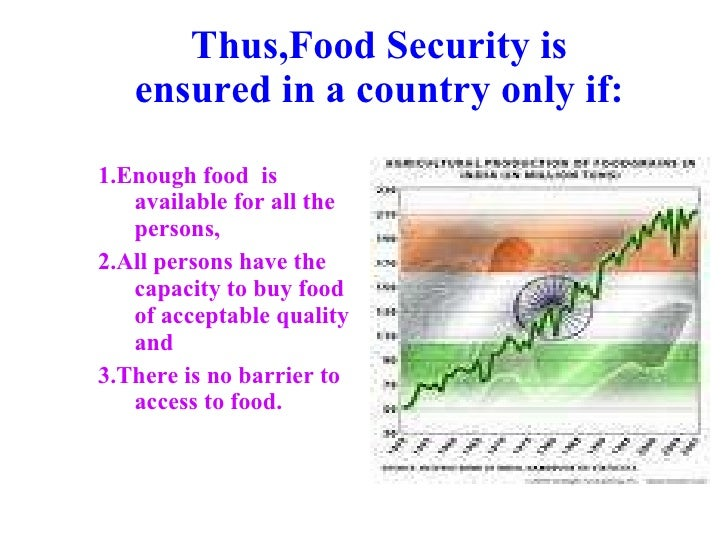 food security in essay best images about multimodal essay info graphics while we have produced food crops through conventional tillage