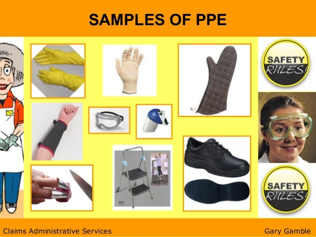 Commercial Kitchen Ppe
