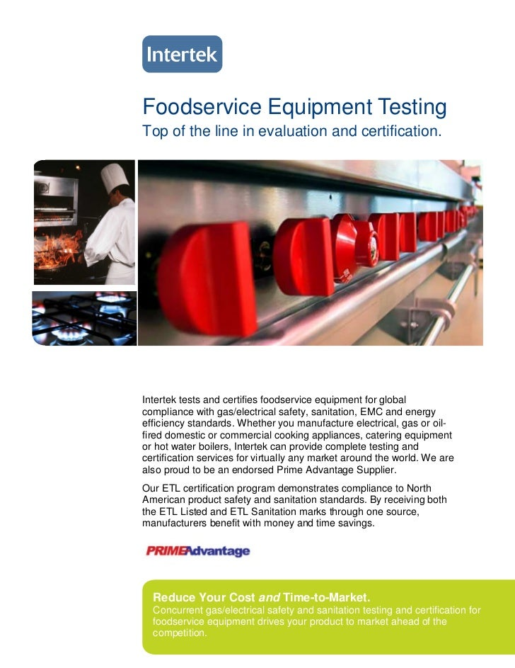 Food Equipment Repair : Food service equipment