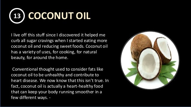 I live off this stuff since I discovered it helped me curb all sugar cravings when I started eating more coconut oil and r...