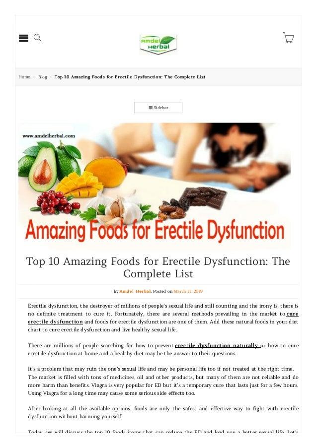 best medicine to trear erectile dysfunction