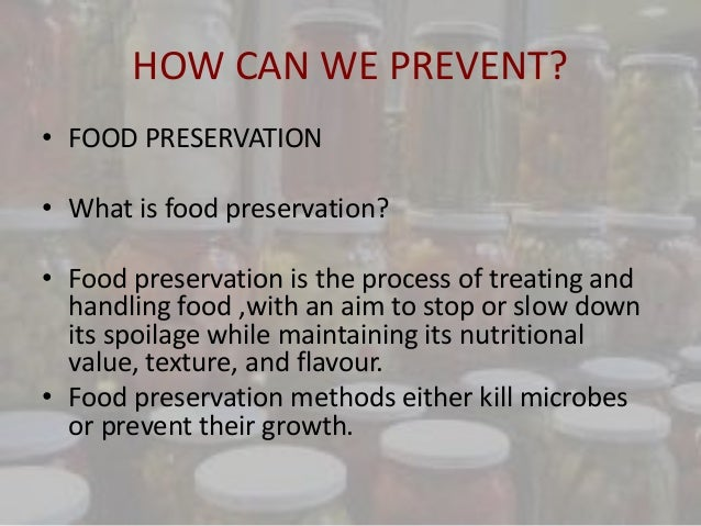 agents of spoilage Home medical reference and training manuals   section i agents causing food spoilage - preservation of foods lesson 1 introduction to microbiology - preservation of foods introduction to microbiology - preservation of foods.