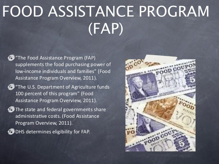 Changes To Food Stamps In Pa