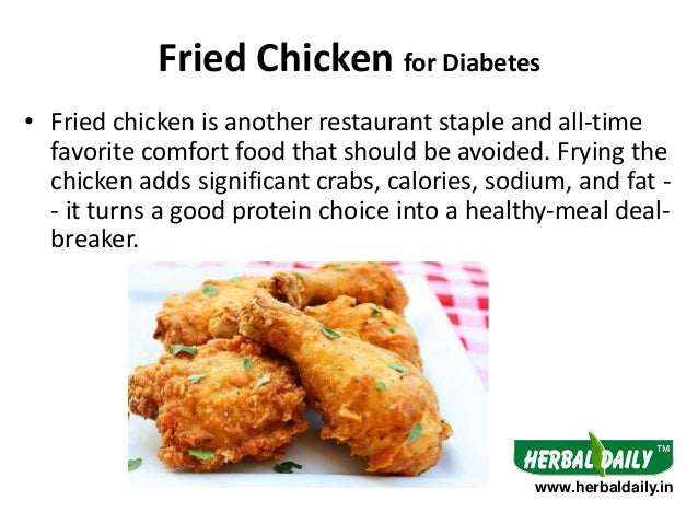 Foods to avoid in diabetes in hindi i 11 fried chicken for diabetes forumfinder Images