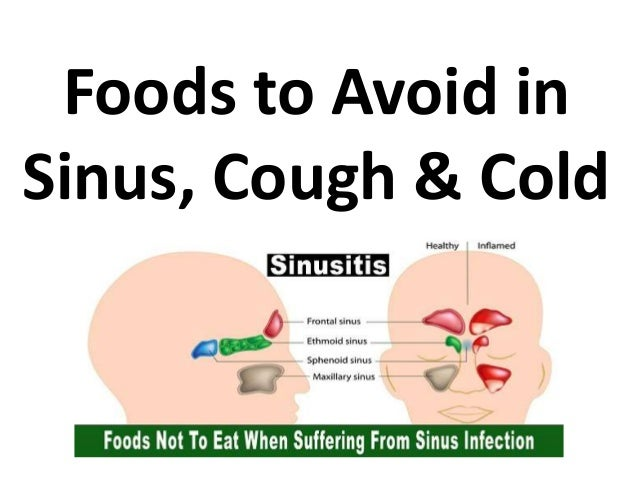 Foods to avoid in sinus cough amp cold in hindi i
