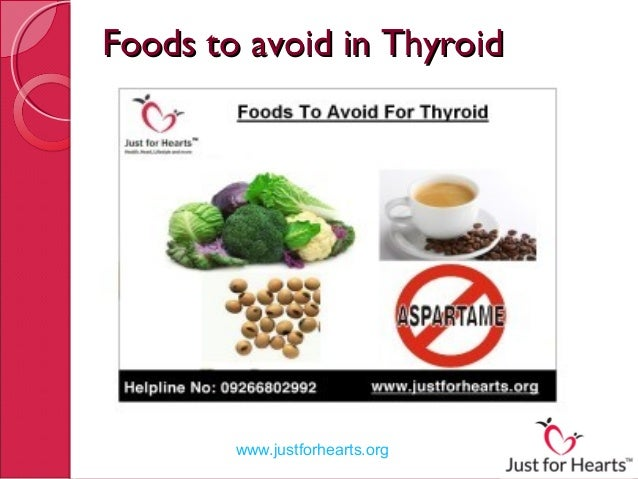 Hypothyroidism Foods To Eat