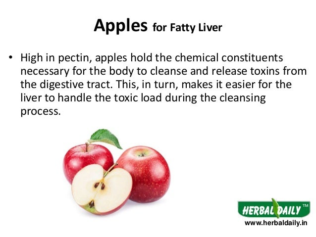 What Foods Should I Eat With A Fatty Liver