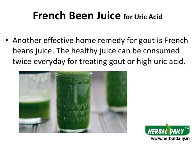 foods to reduce uric acid japanese treatment for gout