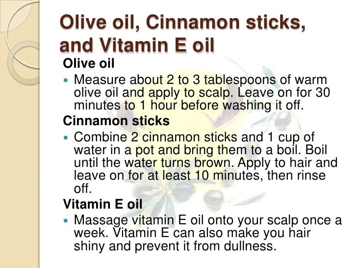 Foods To Stop Hair Loss