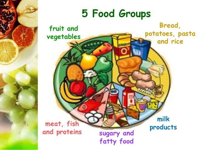 Food summary KAH