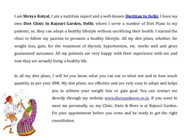 Hi, I'm Dietitian Shreya
