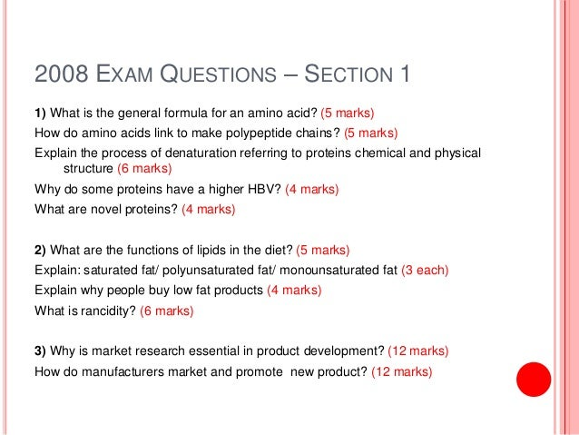 exam questions diet Diet and nutrition questions - all grades you can create printable tests and worksheets from these diet and nutrition questions select one or more questions using the checkboxes above each question.