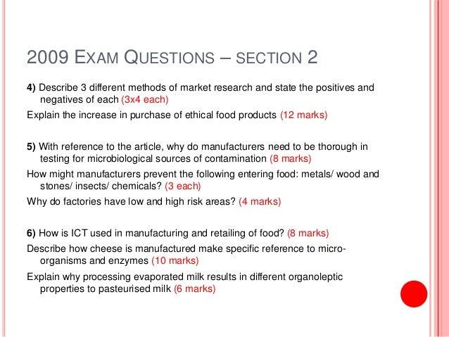 essay marks