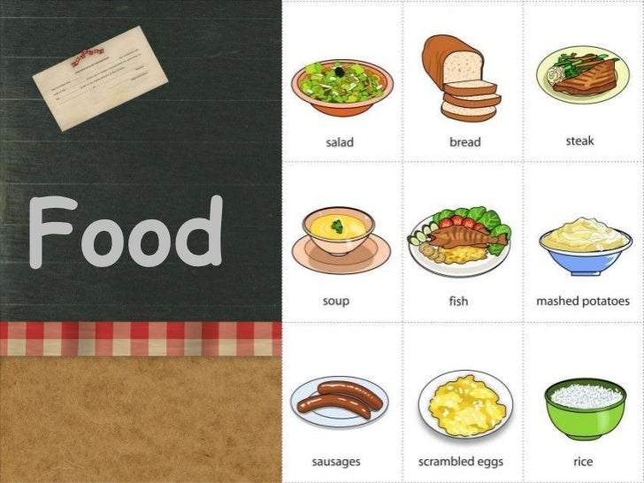 Teaching english to young learners about food food 3 forumfinder Choice Image