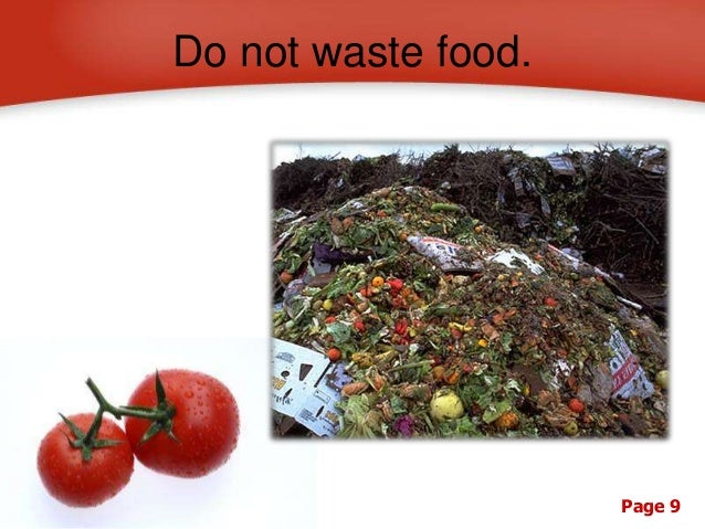 We Must Never Eat Uncovered Food