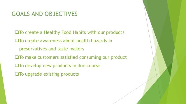 Healthy food business plan developing a strategic business plan analysis