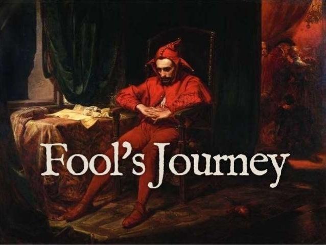 Fool's Journey  from  www.LearnTarotInaDay.com