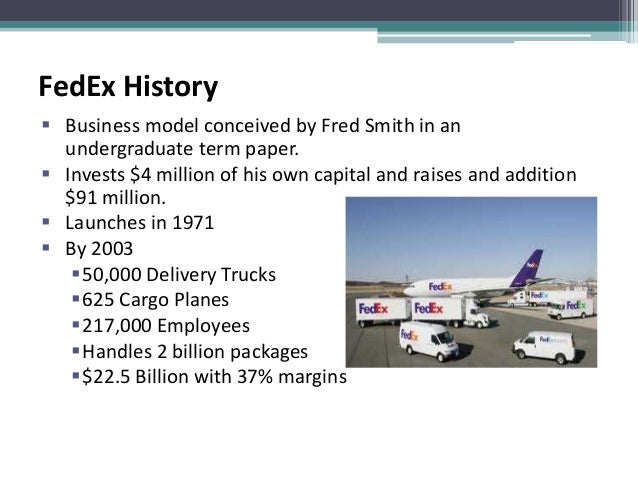 cases of fedex ups boieng Business model for fedex and ups these low cost business model practices include a single passenger class, single type of airplane like boeing 737 which reduces cost of maintenance case study: fedex co introduction: fedex.