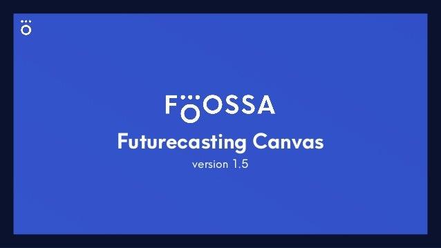 Futurecasting Canvas version 1.5