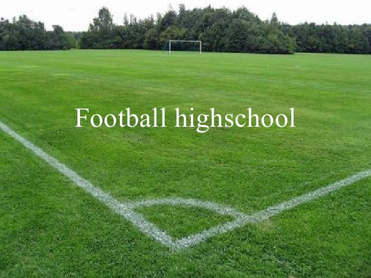 Football highschool