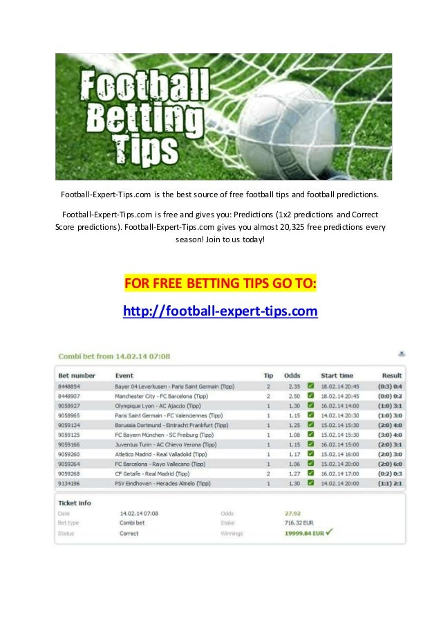 1x2 football betting tips aiding abetting someone warrant check