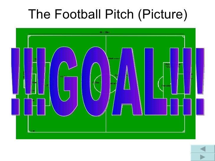 The Football Pitch (Picture) !!!GOAL!!!