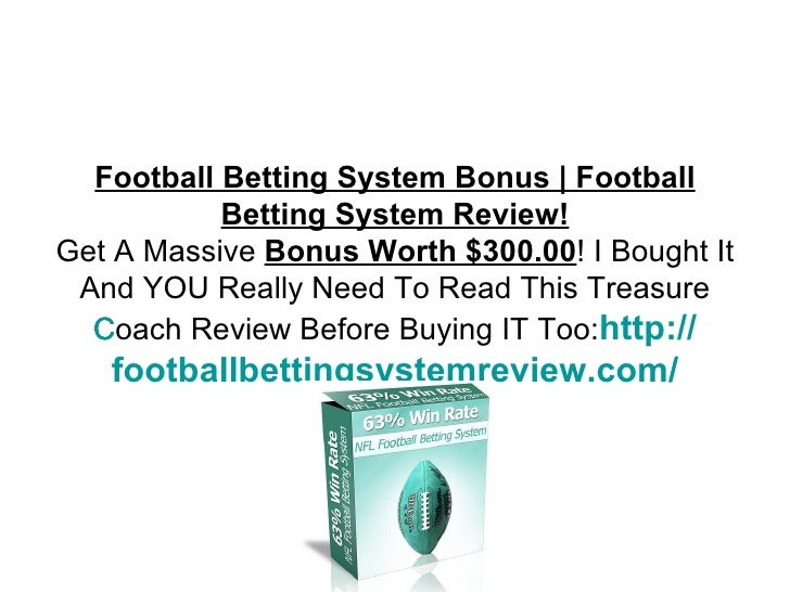 Football betting data review ppt ufc betting odds 155