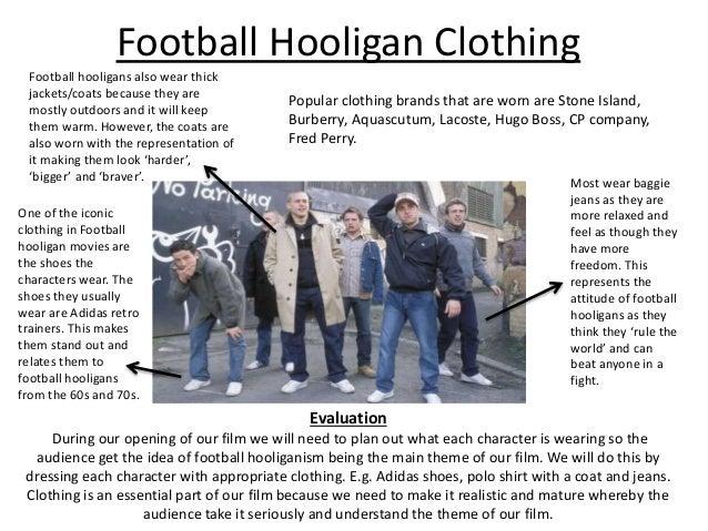 Football Hooligan Clothing
