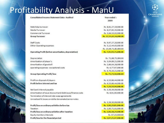 an analysis of the football industry Through the statistical analysis, the report depicts the global and chinese total market of football boots industry including capacity, production, production value, cost/profit, supply/demand and.